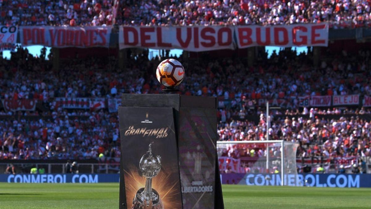 River Plate y Boca Juniors ya juegan la final de la Copa Libertadores 2018