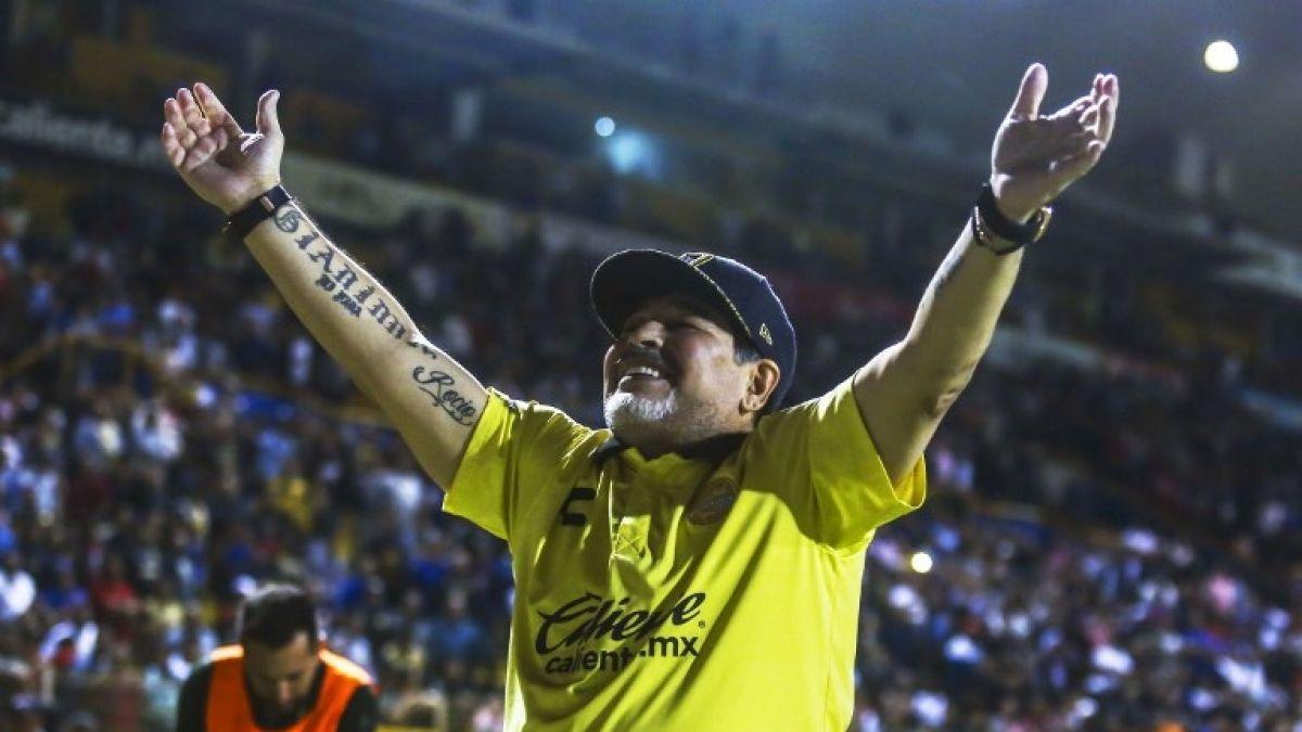 [VIDEO] Dorados de Maradona avanzan a la final de la segunda división mexicana