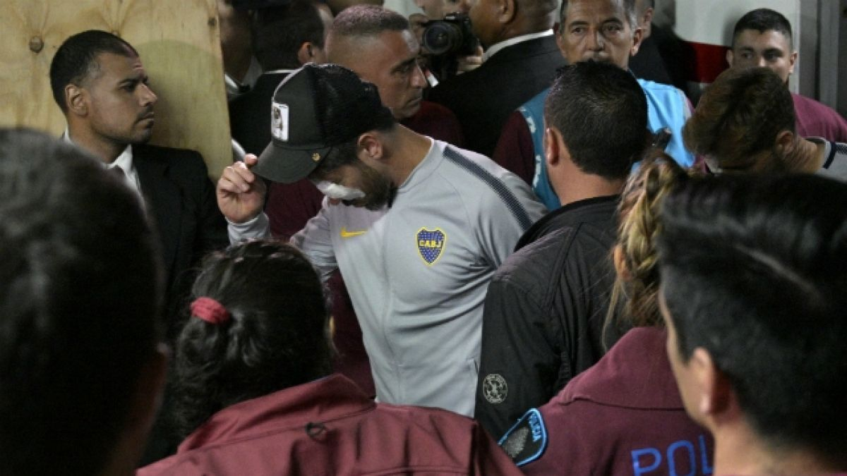 [VIDEO] La amenaza que recibió Boca el sábado si no jugaba la final de la Libertadores ante River