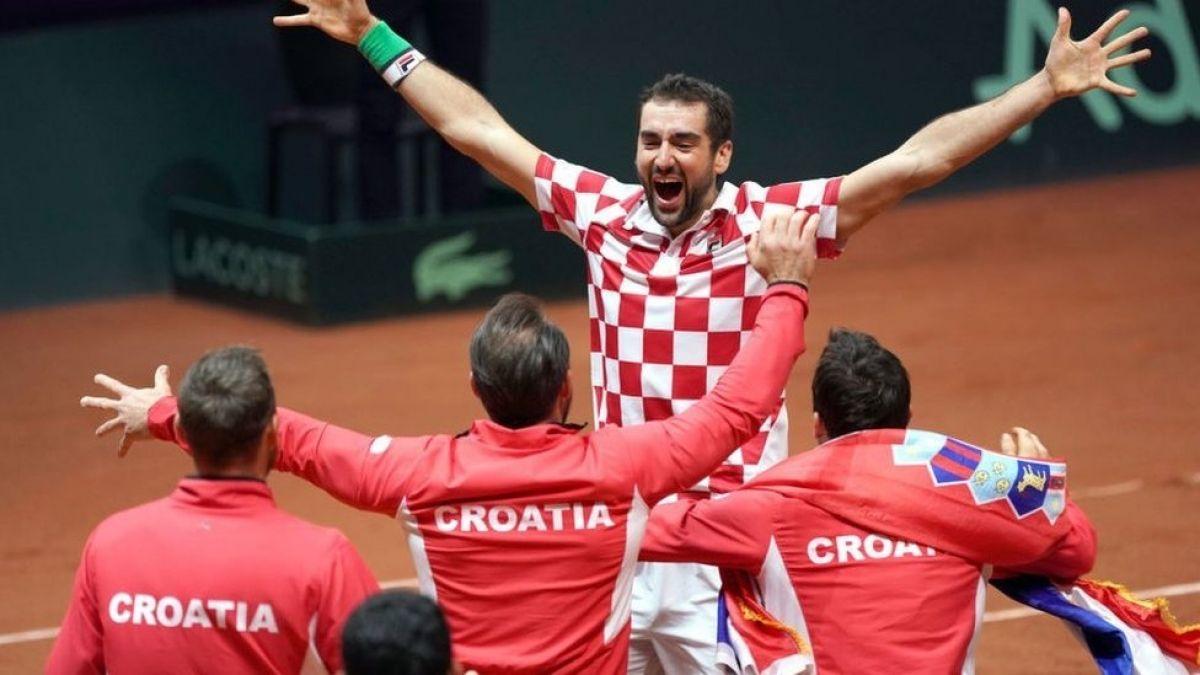 Los impresionantes éxitos de Croacia, la pequeña potencia deportiva del mundo