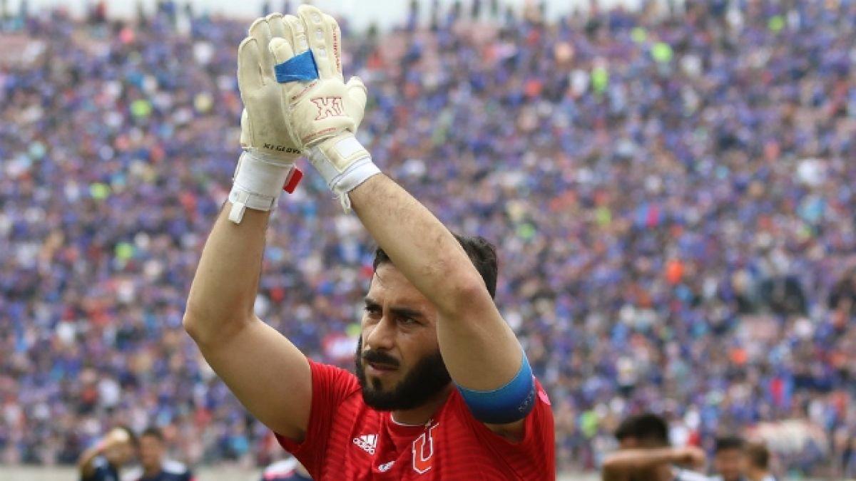 [VIDEO] Universidad de Chile dejará partir a Johnny Herrera