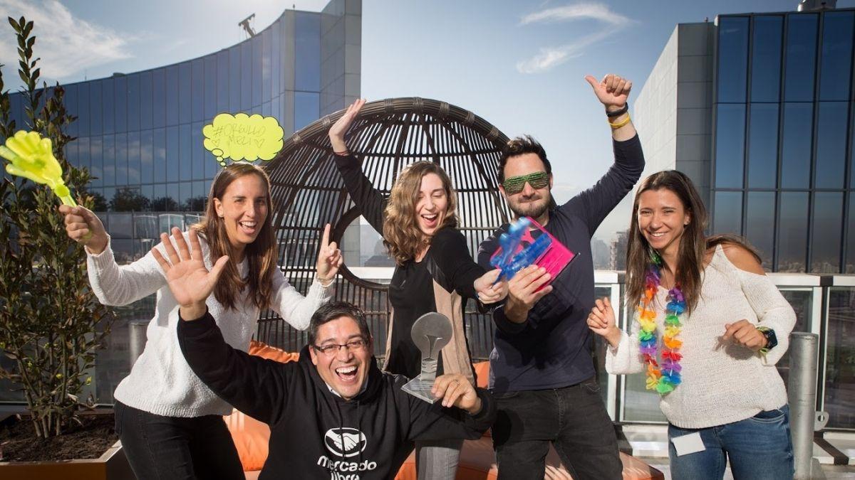 Mercado Libre: El modelo de una de las empresas mejor evaluadas para trabajar en Chile