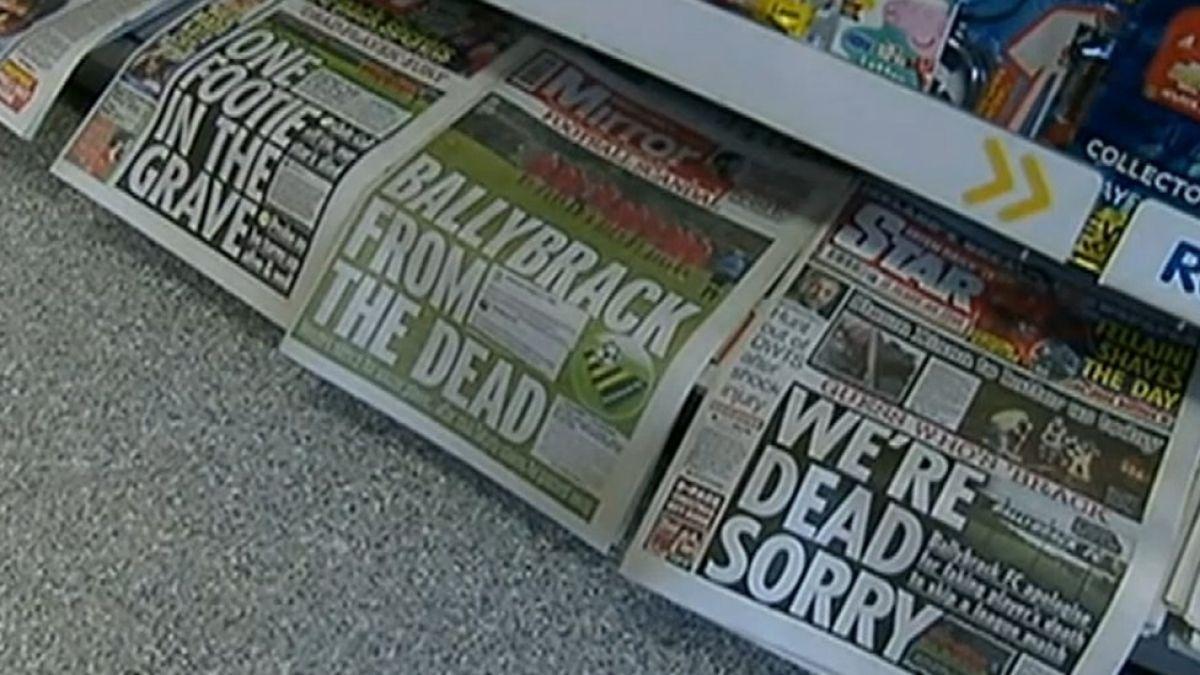 Fernando Lafuente: la absurda historia del futbolista español que dieron por muerto en Irlanda