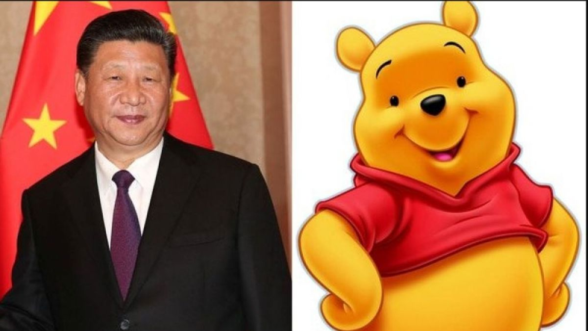 Resultado de imagen para Caricaturas del presidente chino Xi Jinping