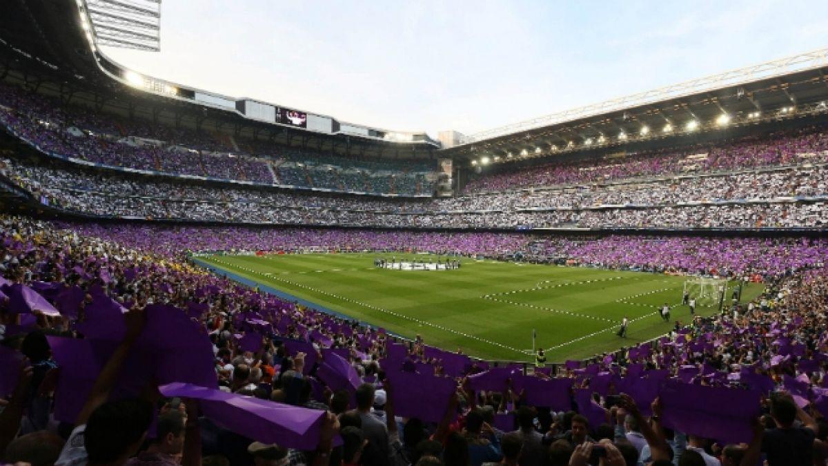 [VIDEO] Increíble: Ahora se suma el Bernabéu como opción para albergar final River-Boca