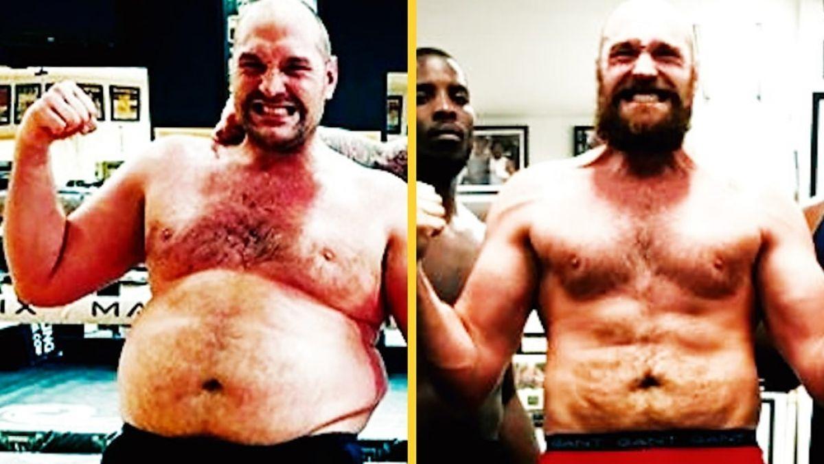 Peleador británico perdió más de 60 kg en un año para intentar recuperar el título mundial de boxeo