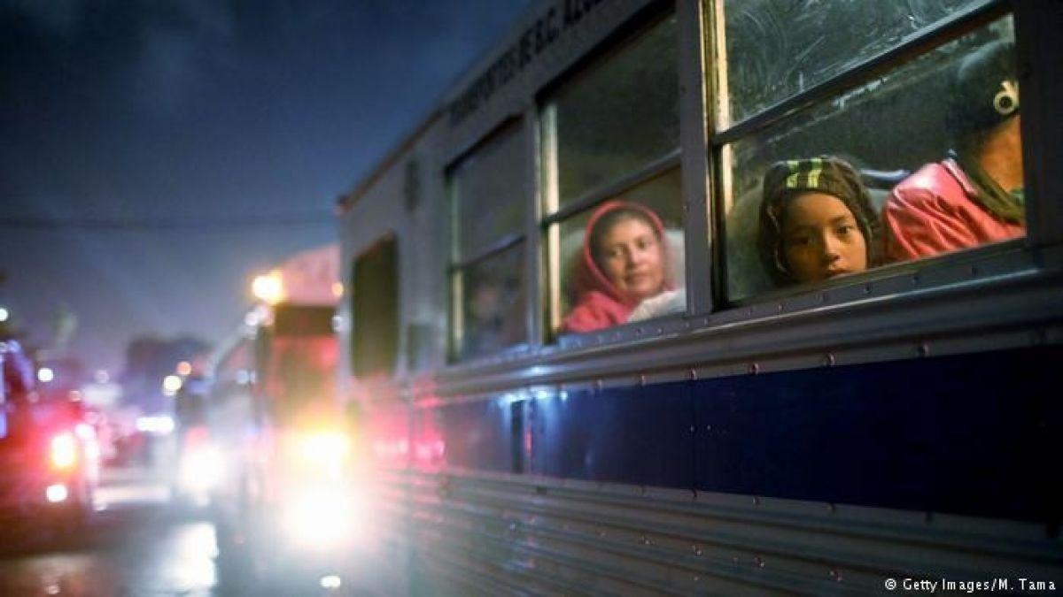 Tijuana habilita un nuevo campamento de migrantes