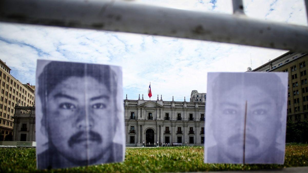 Nace camila catrillanca sobrina del comunero mapuche asesinado tele 13 - Casa camilo santiago ...
