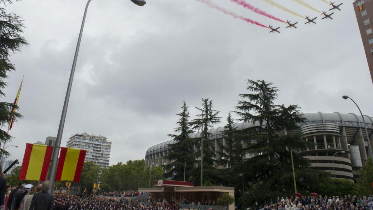 El registro histórico que tendrá el Santiago Bernabéu con la final de Copa Libertadores