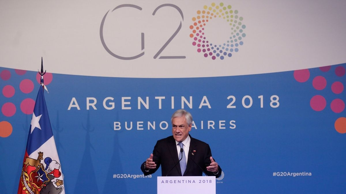 [VIDEO] Piñera confirma que sostuvo nuevo diálogo con Macron por extradición de Palma Salamanca