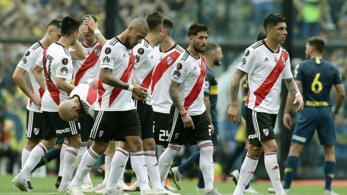 River Plate rechaza cambio de sede de la final de la Libertadores