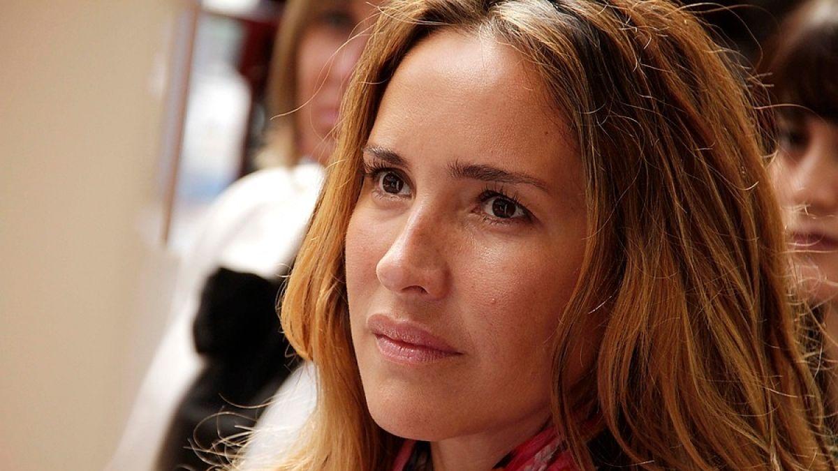 [VIDEO] El difícil momento que vivió Angélica Castro durante la Teletón 2018