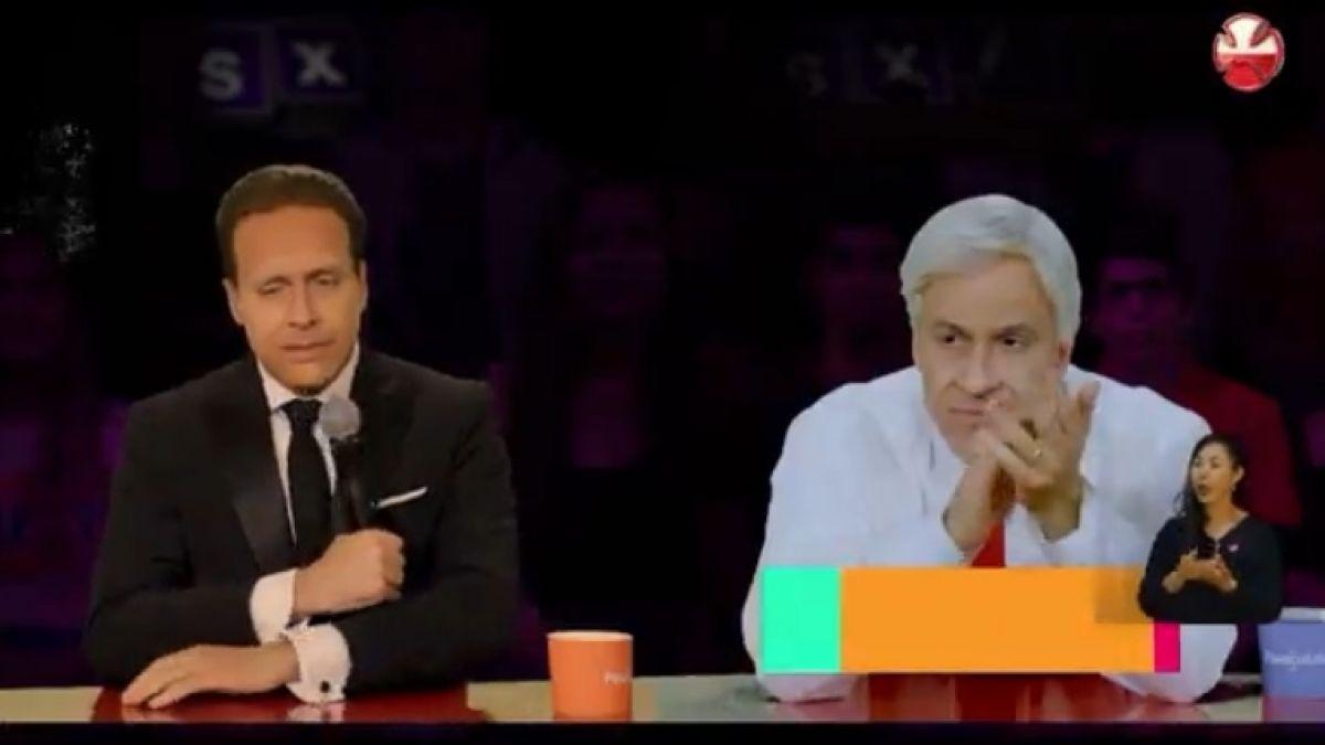 [VIDEO] Estas fueron las principales rutinas humorísticas que se tomaron la Teletón