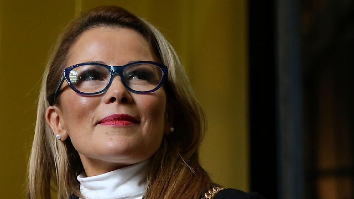Cathy Barriga no descarta candidatura presidencial: A mí me lo piden