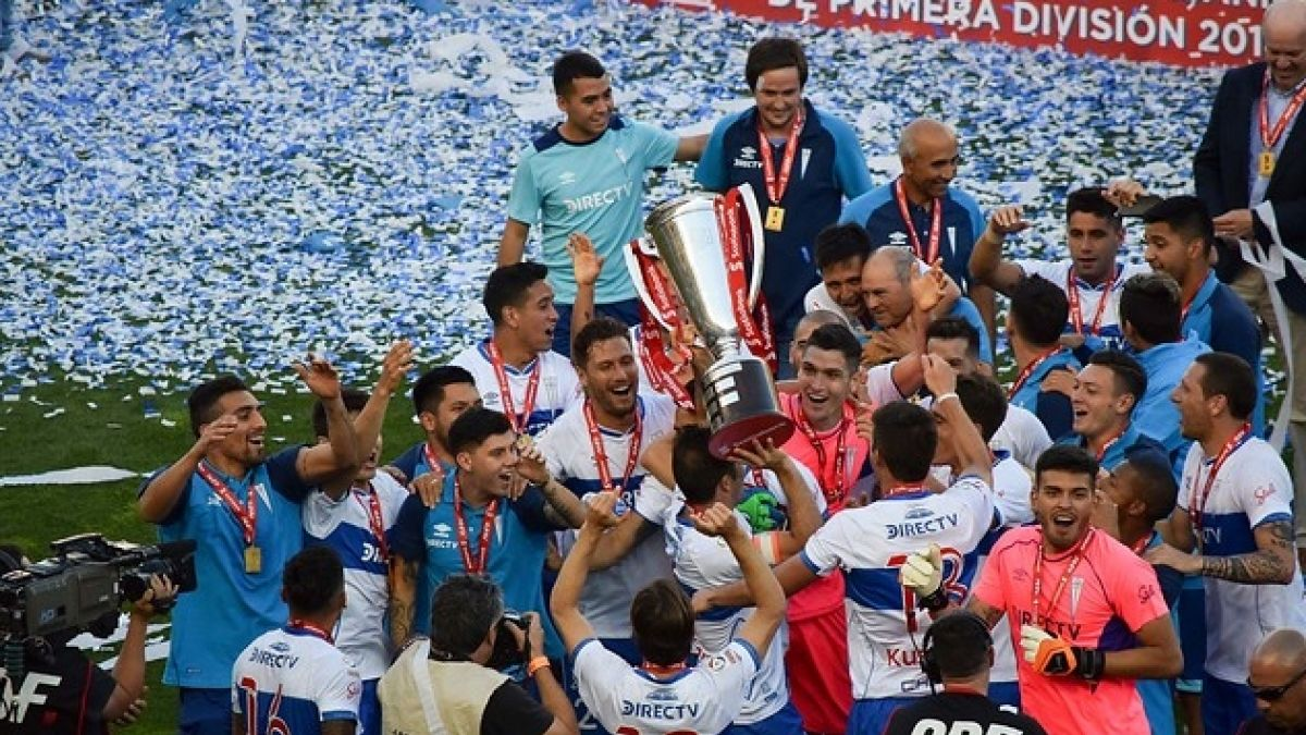 UC Campeón: Así se reparten los cupos a Copa Libertadores y Copa Sudamericana