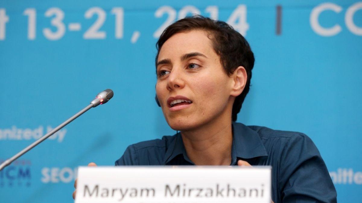 Mujeres Bacanas: Maryam Mirzakhani, la ama de las matemáticas