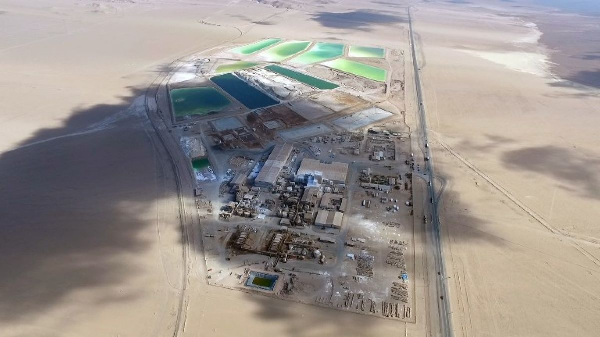 Minera china Tianqi concreta en Chile su ingreso a gigante del litio SQM