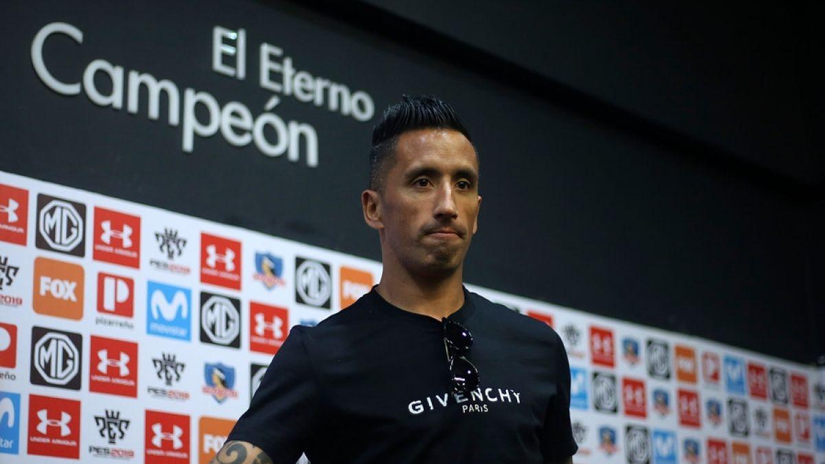 [VIDEO] Es oficial: Lucas Barrios y Gonzalo Fierro se van de Colo Colo