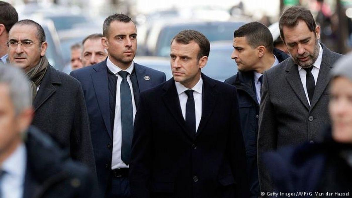Gobierno francés abre consultas por la crisis de los chalecos amarillos