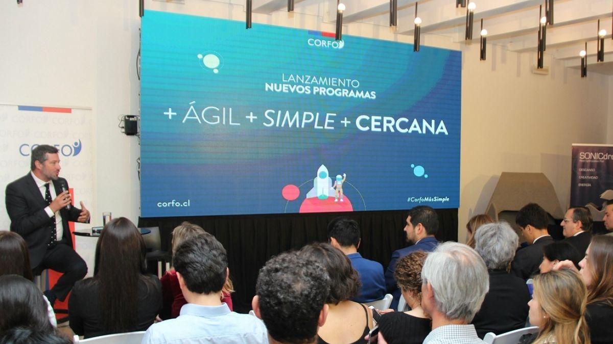 Conoce los nuevos programas de innovación y emprendimiento de Corfo