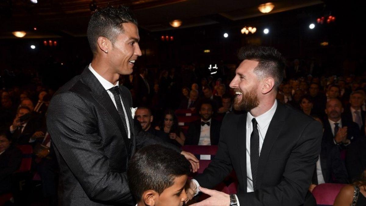 Cristiano Ronaldo y Lionel Messi asistirán a la final de Copa Libertadores