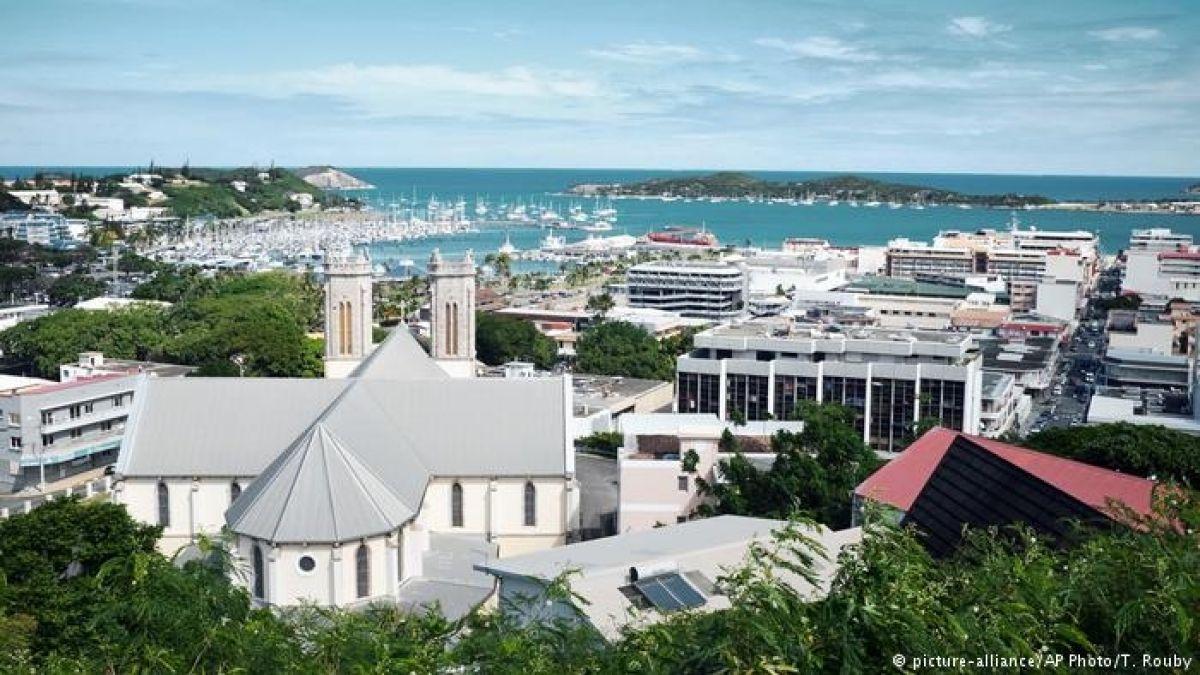 Levantan alerta por tsunami en Nueva Caledonia tras sismo de 7,5 Richter
