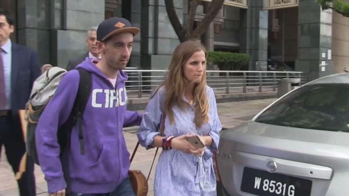 Chilenos en Malasia obtienen su libertad a la espera del proceso de apelación