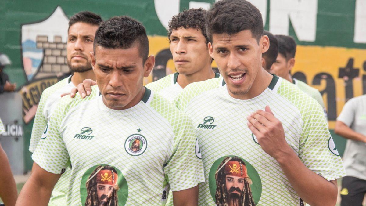 Club peruano de fútbol quiere colocar a pirata Jack Sparrow en su camiseta