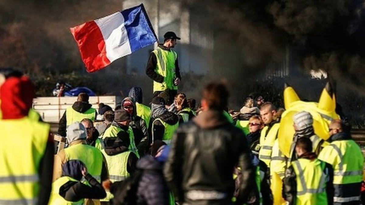 Chalecos amarillos en Francia: quiénes son los líderes detrás de la revuelta social
