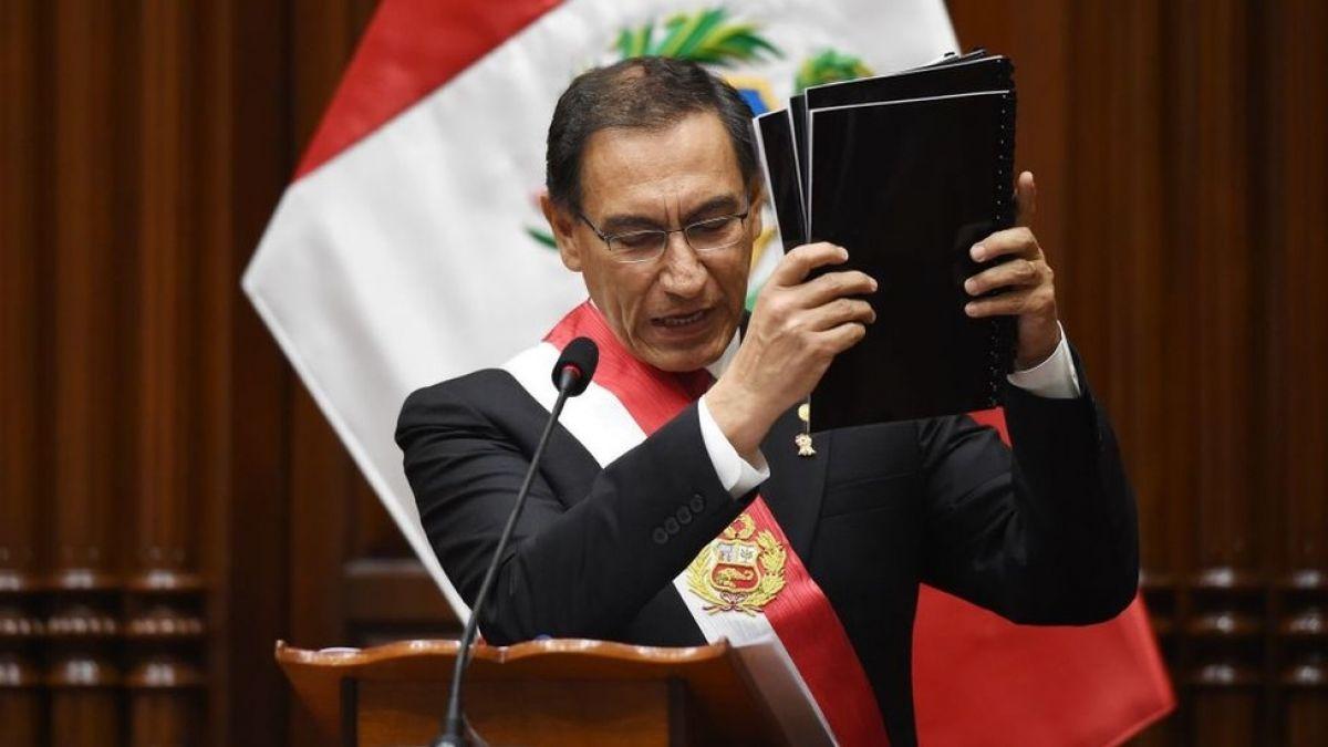 Referéndum en Perú: por qué el presidente Martín Vizcarra rechaza una reforma que él mismo propuso