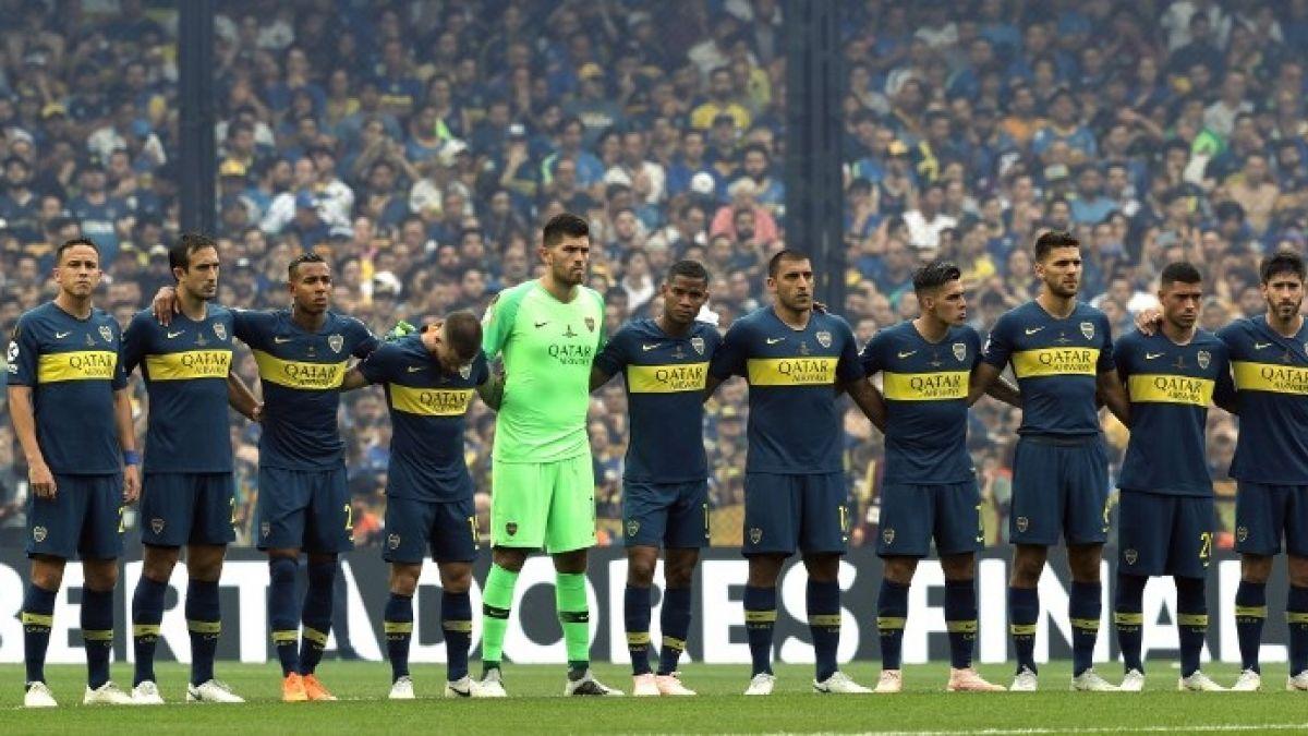 TAS rechaza solicitud de Boca Juniors de suspender la final de la Copa Libertadores