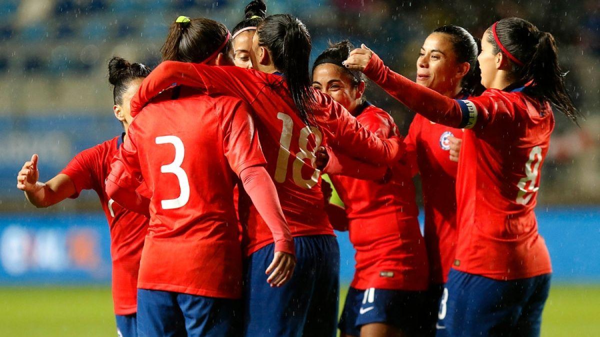 Francia 2019: Selección chilena ya conoce sus rivales para el Mundial