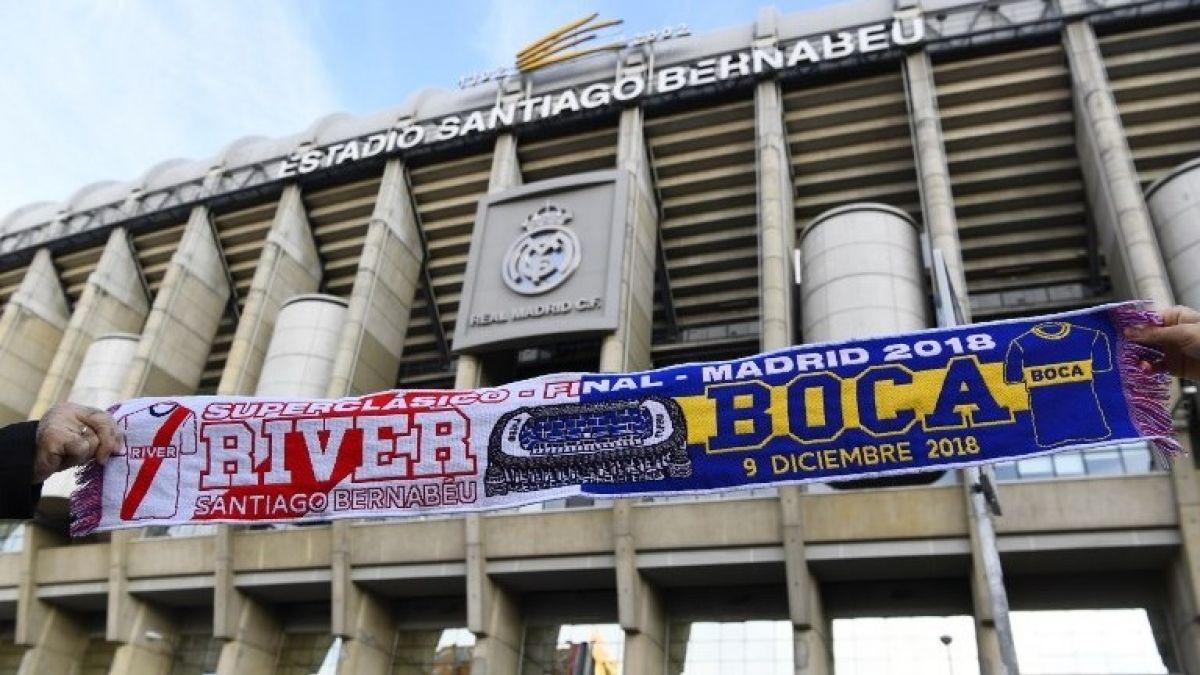 Los grandes invitados que tiene la final de la Copa Libertadores en España