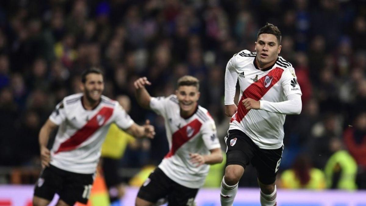 Las declaraciones del colombiano Quintero tras el gol que le dio el título a River Plate