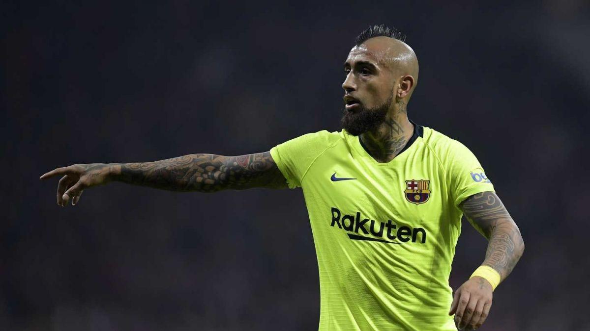 Arhtur o Vidal: el dilema de Valverde en el FC Barcelona