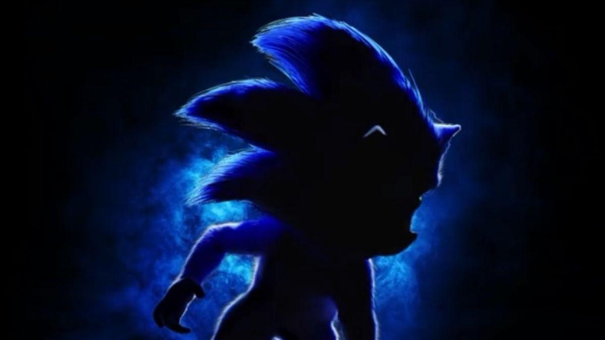 Peludo y alto: primer vistazo a Sonic en su esperada película