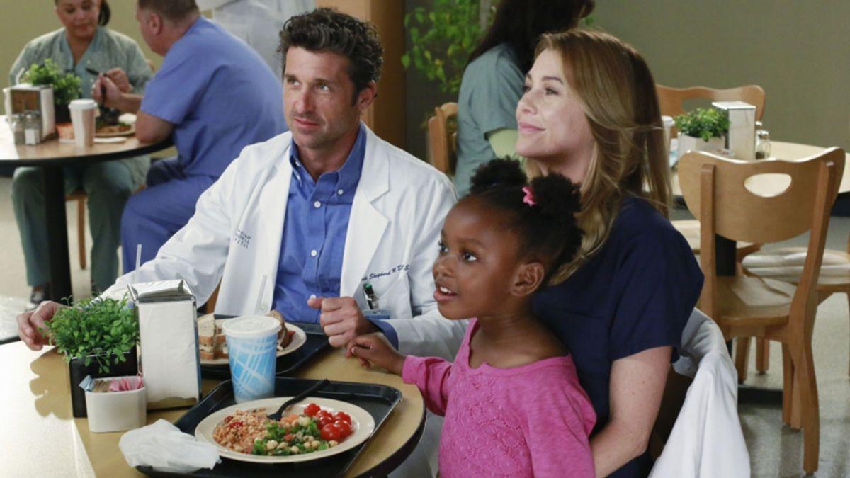 Greys Anatomy Ellen Pompeo Y Patrick Dempsey No Hablan En Años