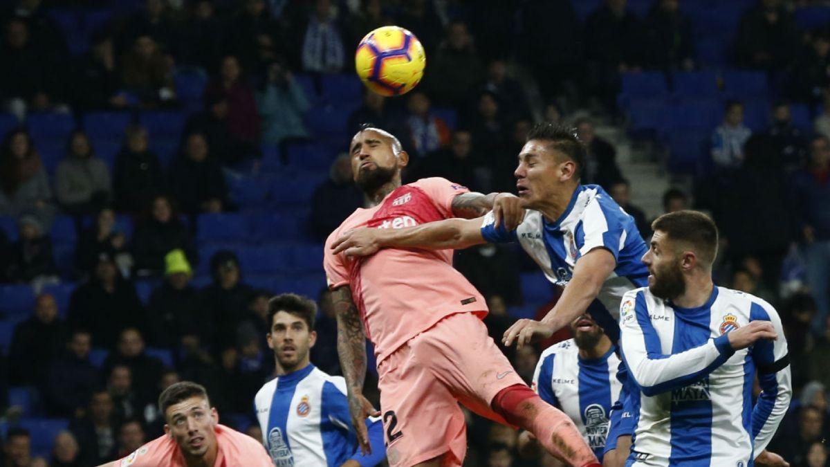 Champions: Vidal y Arthur titulares contrea el Tottenham