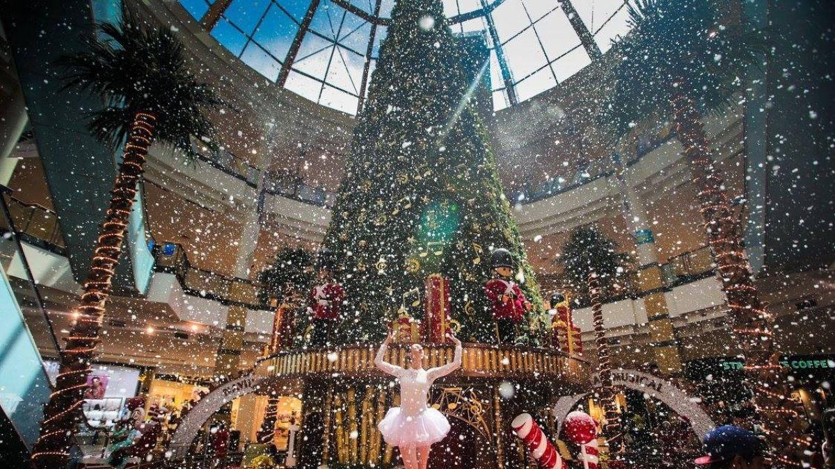 Cartelera navideña: Retail presenta entretenidos panoramas gratuitos para disfrutar en familia