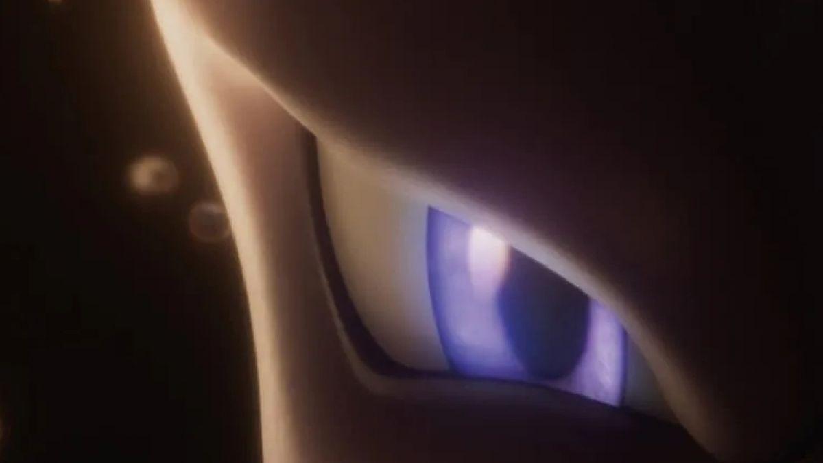Así luce Mewtwo en la próxima película de Pokémon