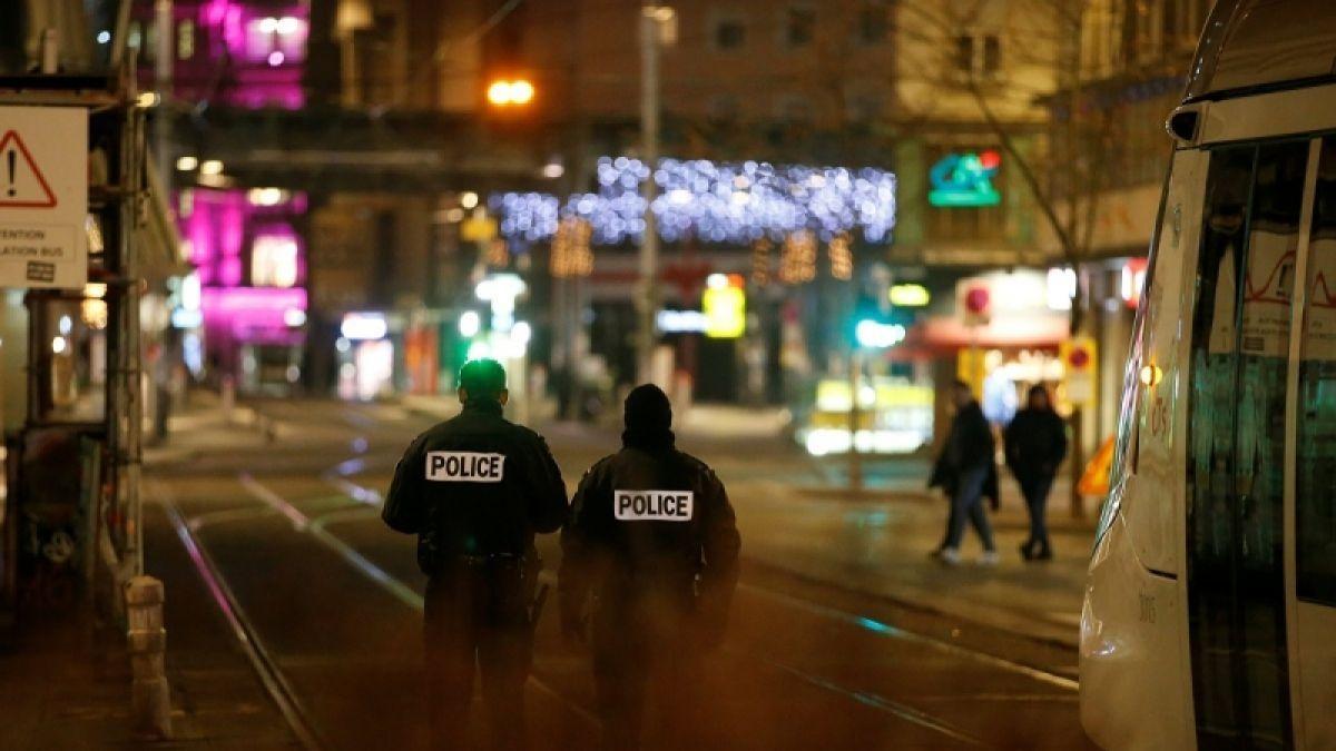 Al menos tres muertos en Estrasburgo — Tiroteo en Francia
