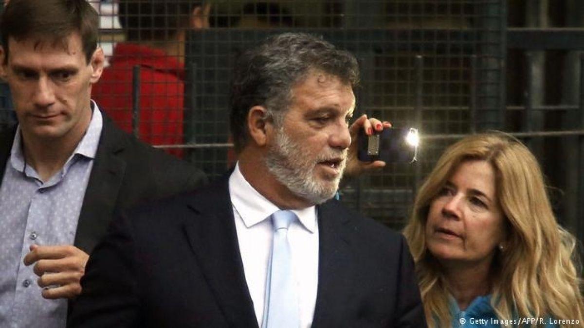 Declaró hermano del presidente Macri: