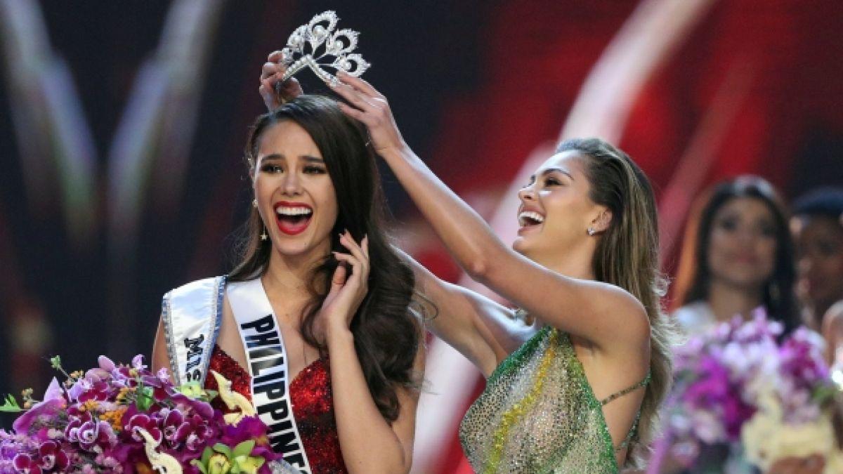 Candidata Miss Universo 2018 >> [FOTOS] Candidata de Filipinas se corona como Miss Universo 2018 | Tele 13