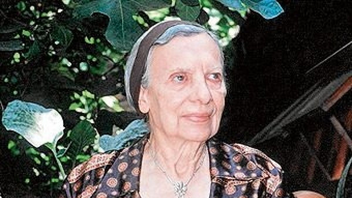 Mujeres Bacanas: Lola Hoffmann, la maestra sanadora