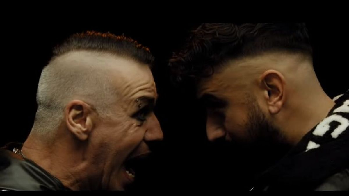 Vocalista de Rammstein canta trap en su nuevo proyecto en solitario