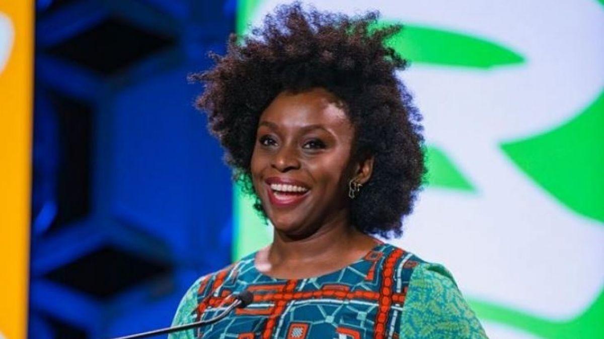 Chimamanda Ngosi Adihie