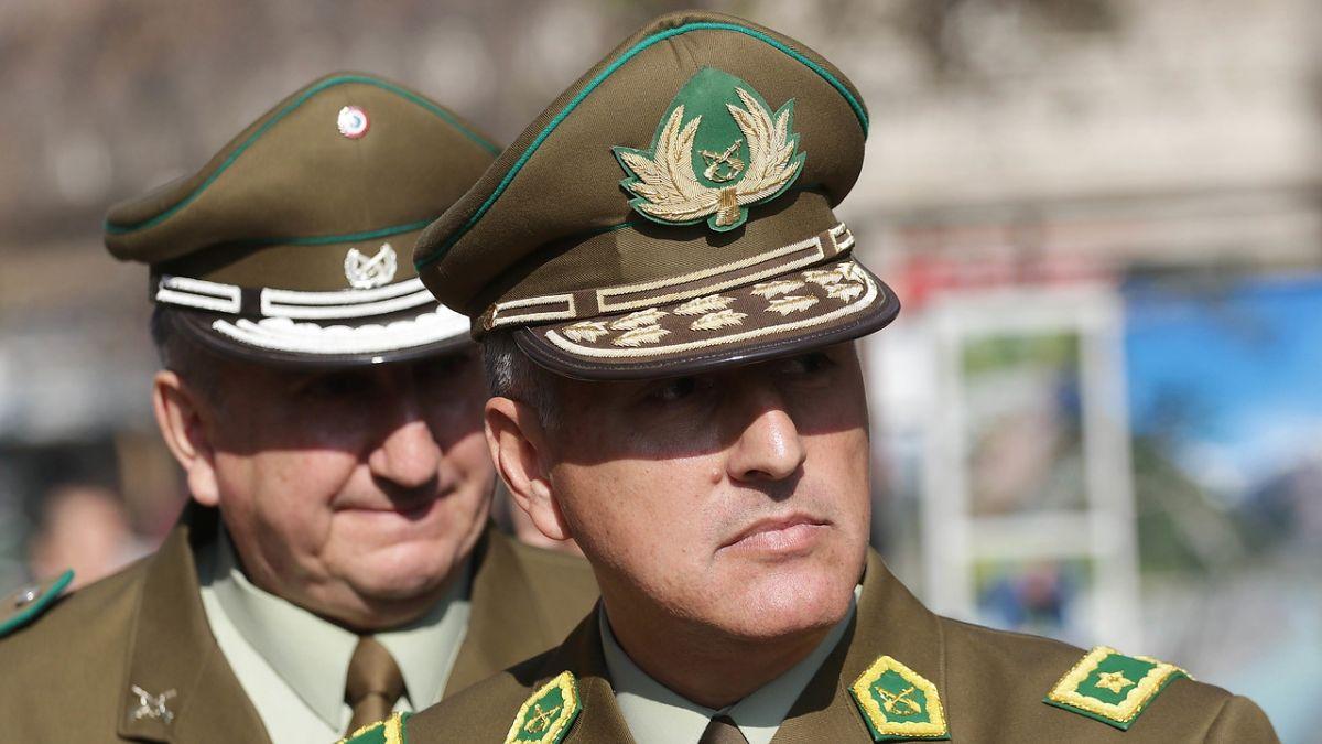 Quién es Mario Rozas, el nuevo general director de Carabineros