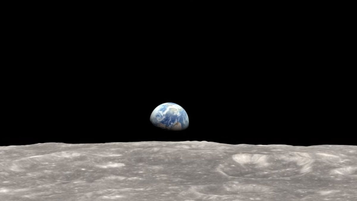 Se cumplen 50 años de la misión Apolo 8