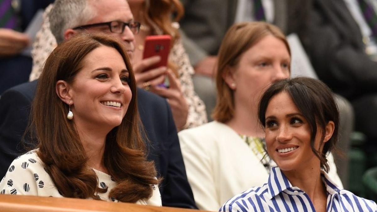 "La ""guerra"" de looks navideños entre Meghan Markle y Kate Middleton"