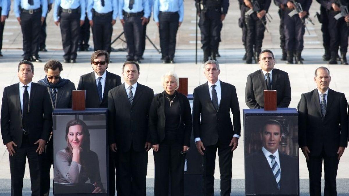México pedirá ayuda internacional para investigar muerte de gobernadora y senador